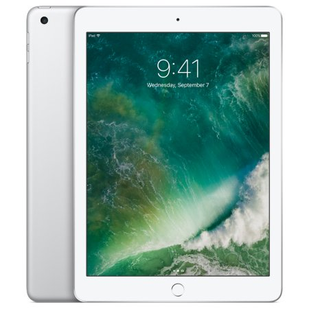 Apple iPad 128GB Wi-Fi - Silver