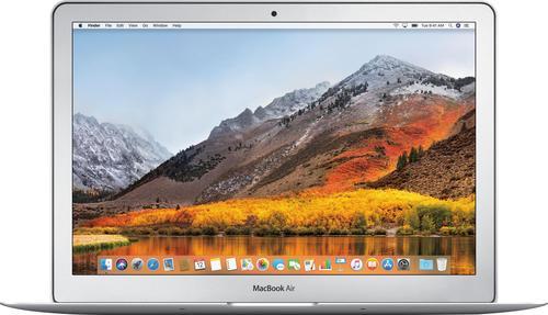 "Apple - MacBook Air® - 13.3"" Display - Intel Core i5 - 8GB Memory - 128GB Flash Storage (Latest Model) - Silver"