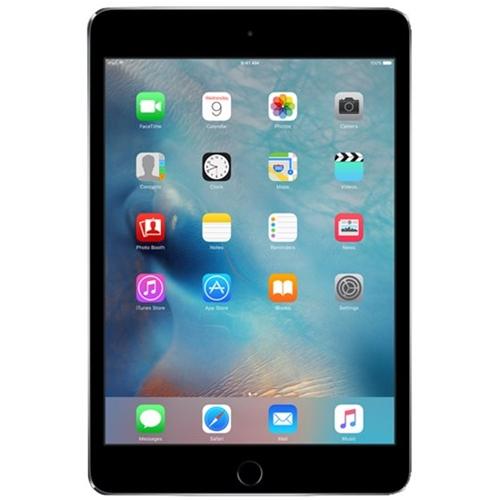 Apple - Refurbished iPad mini 4 - 128GB - Space gray