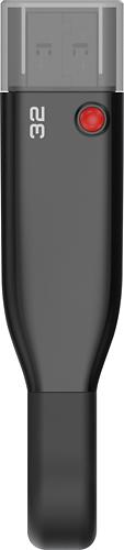 EMTEC - iCobra 32GB USB 3.0 Apple Lightning Flash Drive w/ Charging