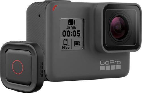 GoPro - HERO5 Black 4K Action Camera - Gray