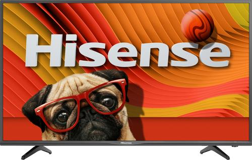 """Hisense - 39"""" Class (38.5"""" Diag.) - LED - 1080p - Smart - HDTV"""