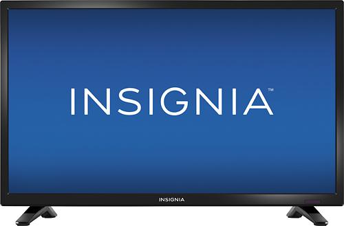 """Insignia™ - 24"""" Class (23.6"""" Diag.) - LED - 720p - HDTV"""