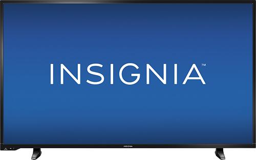 """Insignia™ - 50"""" Class (49.5"""" Diag.) - LED - 1080p - HDTV"""