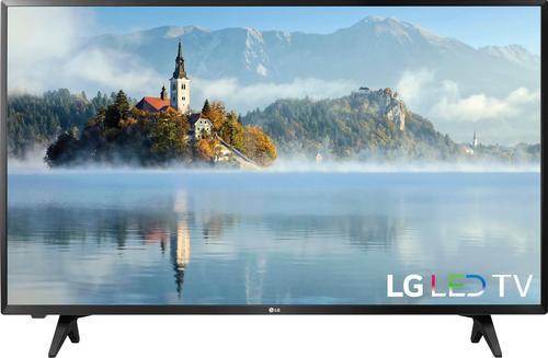 """LG - 43"""" Class (42.5"""" Diag.) - LED - 1080p - HDTV"""