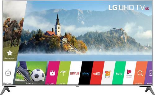 "LG - 60"" Class (59.9"" Diag.) - LED - 2160p - Smart - 4K Ultra HD TV with High Dynamic Range"
