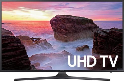 "Samsung - 43"" Class (42.5"" Diag.) - LED - 2160p - Smart - 4K Ultra HD TV"