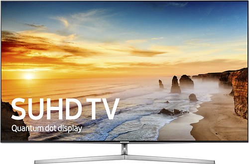 "Samsung - 75"" Class - (74.5"" Diag.) - LED - 2160p - Smart - 4K Ultra HD TV with High Dynamic Range"