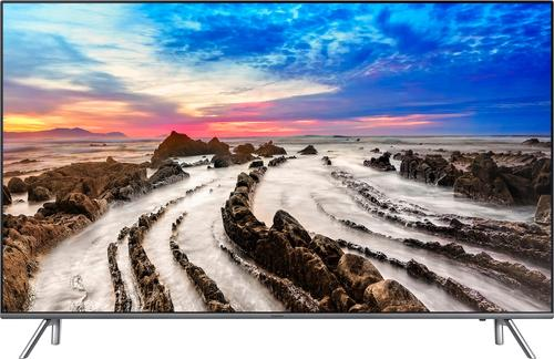 "Samsung - 82"" Class (82"" Diag.) - LED - 2160p - Smart - 4K Ultra HD TV with High Dynamic Range"