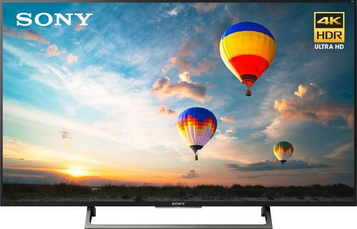 "Sony - 55"" Class (54.6"" Diag.) - LED - 2160p - Smart - 4K Ultra HD TV with High Dynamic Range"