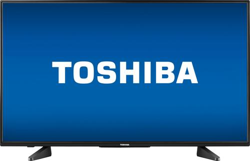 "Toshiba - 43"" Class (42.5"" Diag.) - LED - 1080p - with Chromecast Built-in - HDTV"