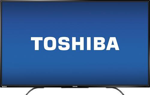 "Toshiba - 49"" Class (48.5"" Diag.) - LED - 2160p - with Chromecast Built-in - 4K Ultra HD TV"