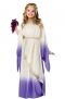 재미있는 세계 키즈 핑크 그리스 여신 복장 소녀 할로윈 의상