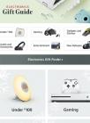 아마존 연말 선물을 위한 전자제품 가이드 발표