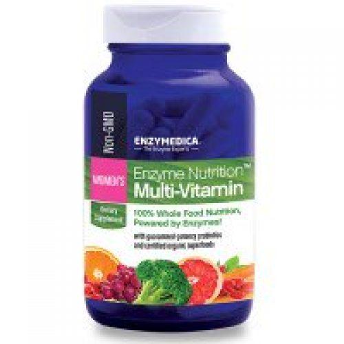 Enzymedica, 엔자임 뉴트리션 멀티-비타민, 여성용, 120 캡슐