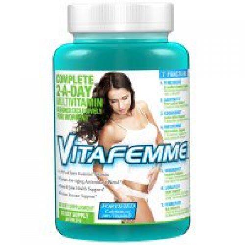 FEMME, 비타팜므, 종합 비타민, 60정