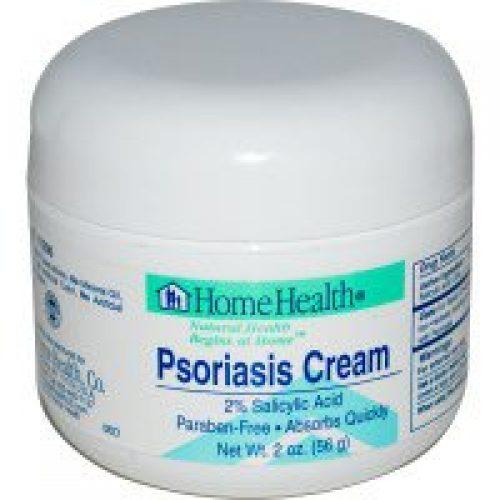 Home Health, 건선 크림, 2 온스 (56 g)