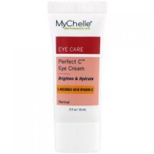 MyChelle Dermaceuticals, 퍼펙트 C 아이 크림, .5 fl oz (15 ml)