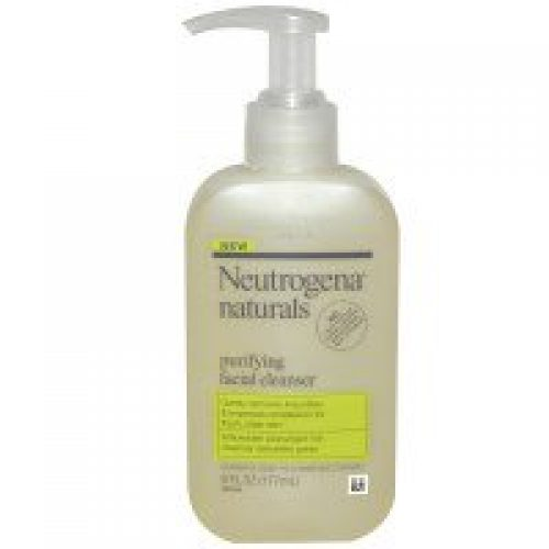 Neutrogena, 퓨리파잉 페이셜 클렌저, 6 액량 온스 (177 밀리리터)