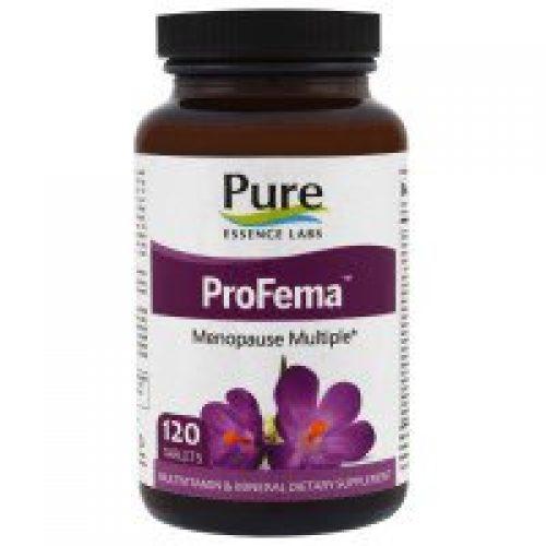 Pure Essence, ProFema, The Menopause Multiple, 120 Tablets