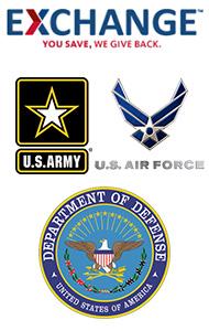 AAFES 육군 공군 교환서비스 블랙프라이데이 2017 광고