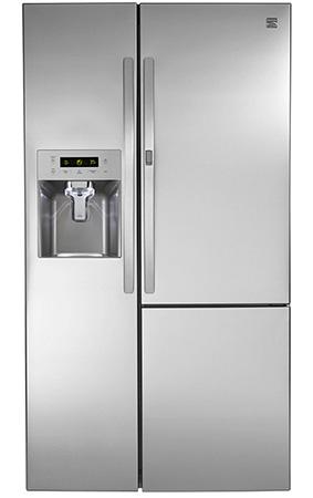 시어스 핫딜 켄모어 냉장고 Kenmore 51833 26.1cu Refrigerator