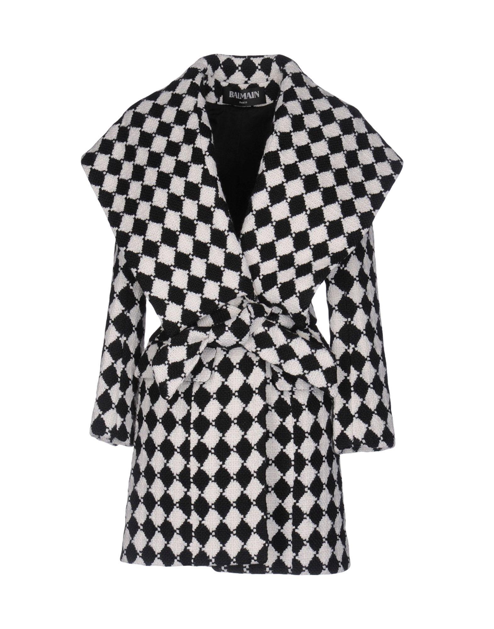 볼메인 코트 자켓 진 여성 의류 패션 BALMAIN