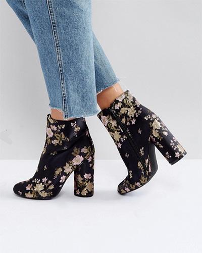 앵클 부츠 여성 가을 겨울 Women's Ankle Boots