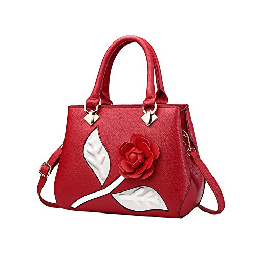 Red and Rose Handbags