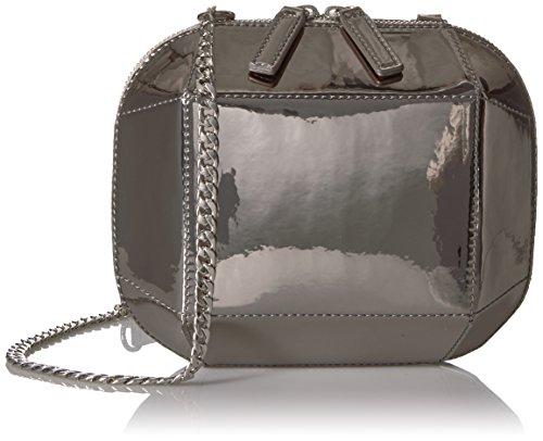 Metallic Silver Handbags 메탈릭 핸드백 백팩